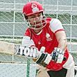 Amish Taploo Batsman/wicket-keeper