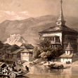 French traveler's narrative of 1831 'Cashmere'