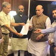 Kashmiri Pandit delegation meets the Home Minister