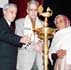Shardha Suman Awards to King C Bharati, Rockey Pandita