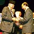 Dr. Chowdhury, Bimla Raina, Jozeph & Sanjay Dhar Awarded.
