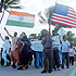 Protest rally in Florida on Mumbai Terror attacks