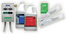 CONTROL - Auto Dose Cleaning & Sanitation Program