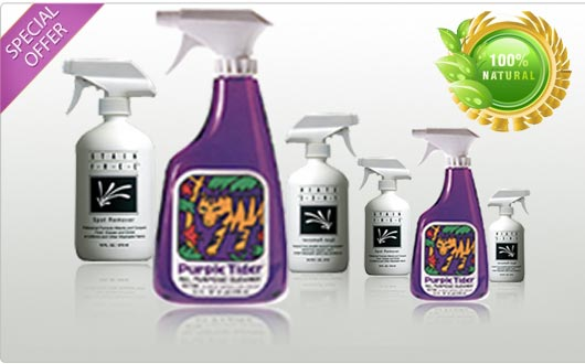 PURPLE TIGER SPRAY DEGREASER