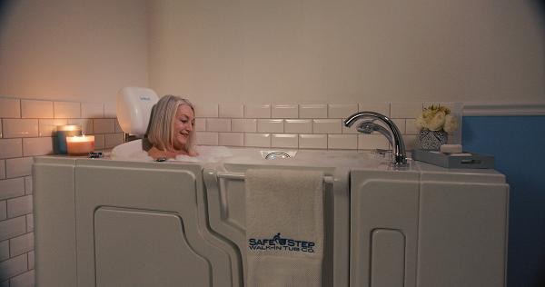 Soak in tub