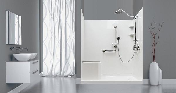 Lighted tub