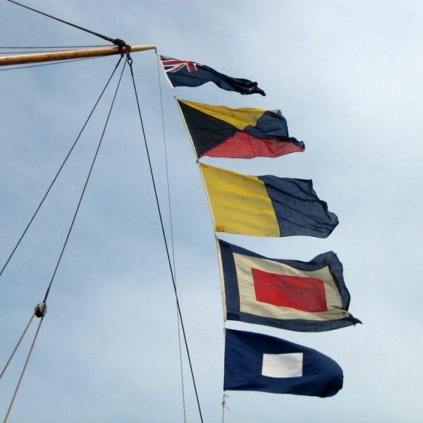 210 Denier Nylon Flag and Bag Cloth