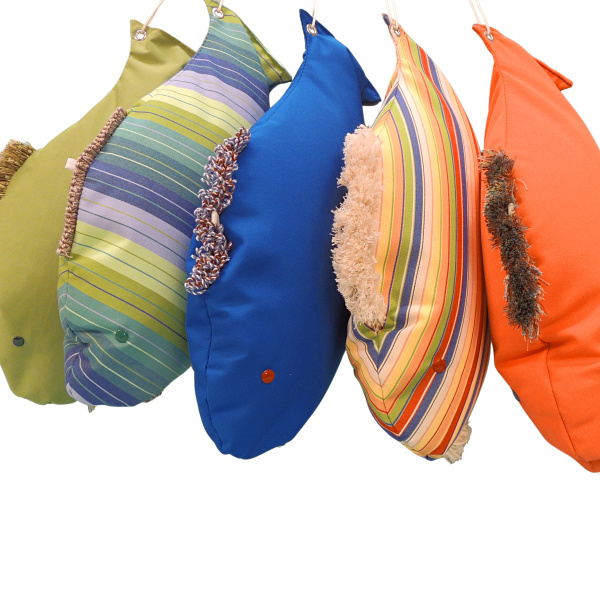 Floating Fish Pillow