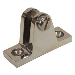 Stainless Steel Angle Deck Hinge