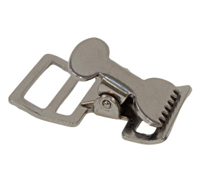 Push Button Release Buckle