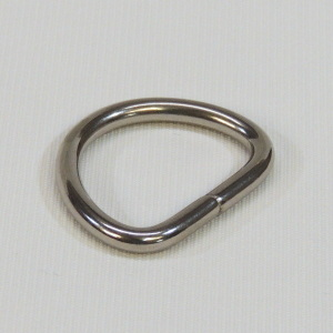 "1"" Welded D-Ring"