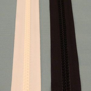 Continuous Zippers