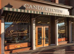 Savannah's Candy Kitchen Nashville Storefront