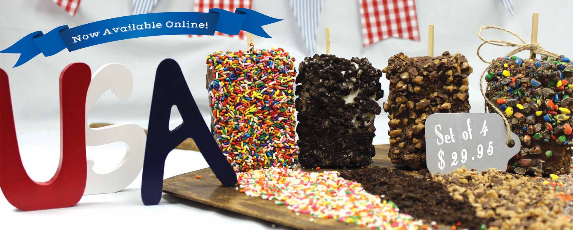 Giant Rice Krispies treats are here!