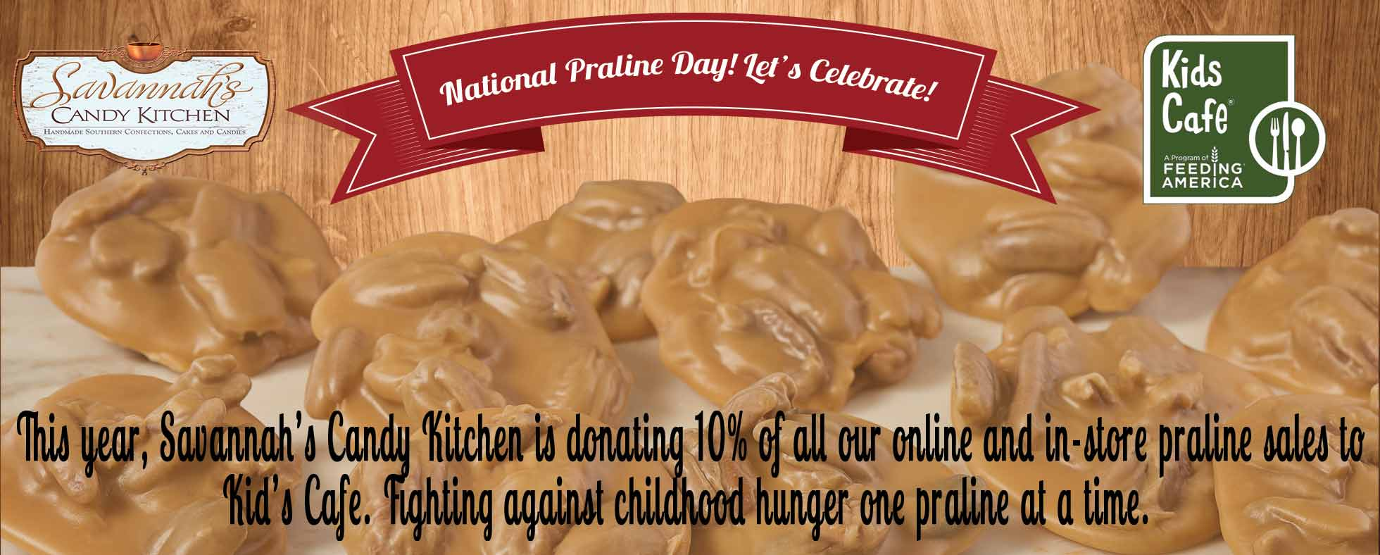 National Praline Day