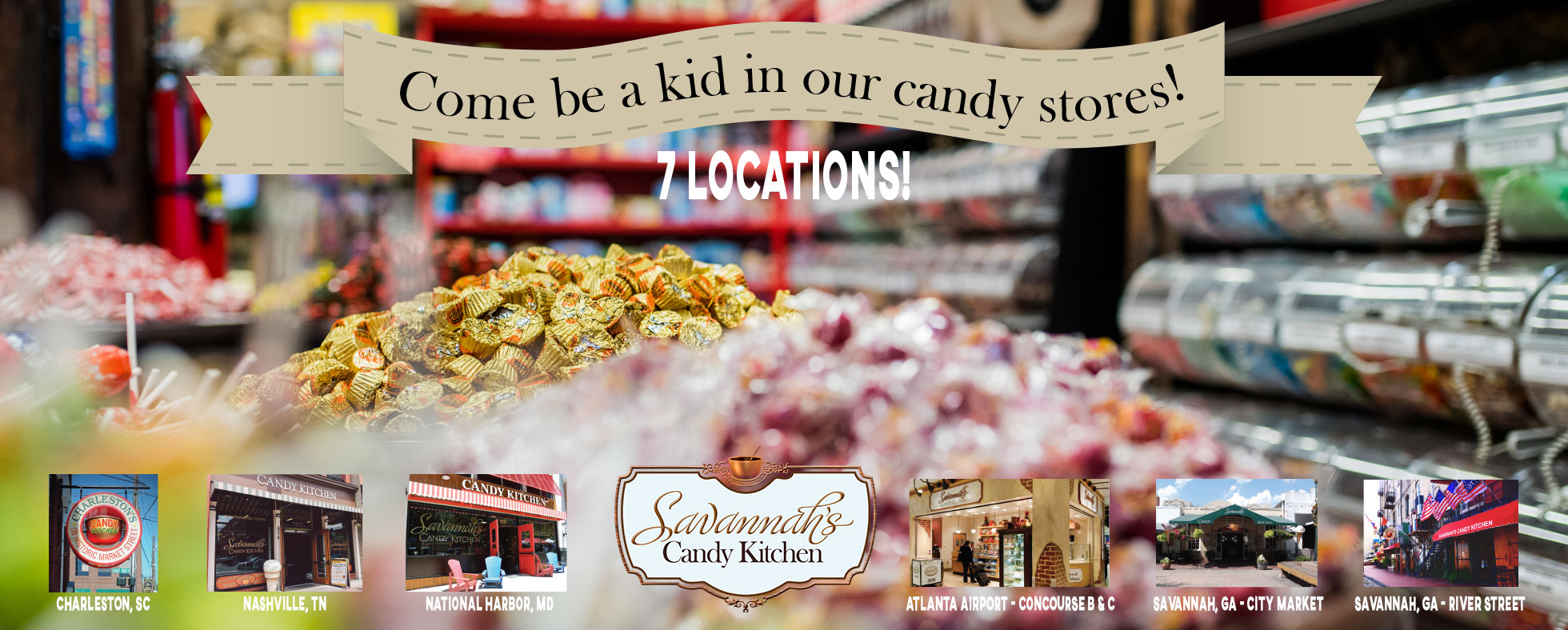 Visit Our Stores!