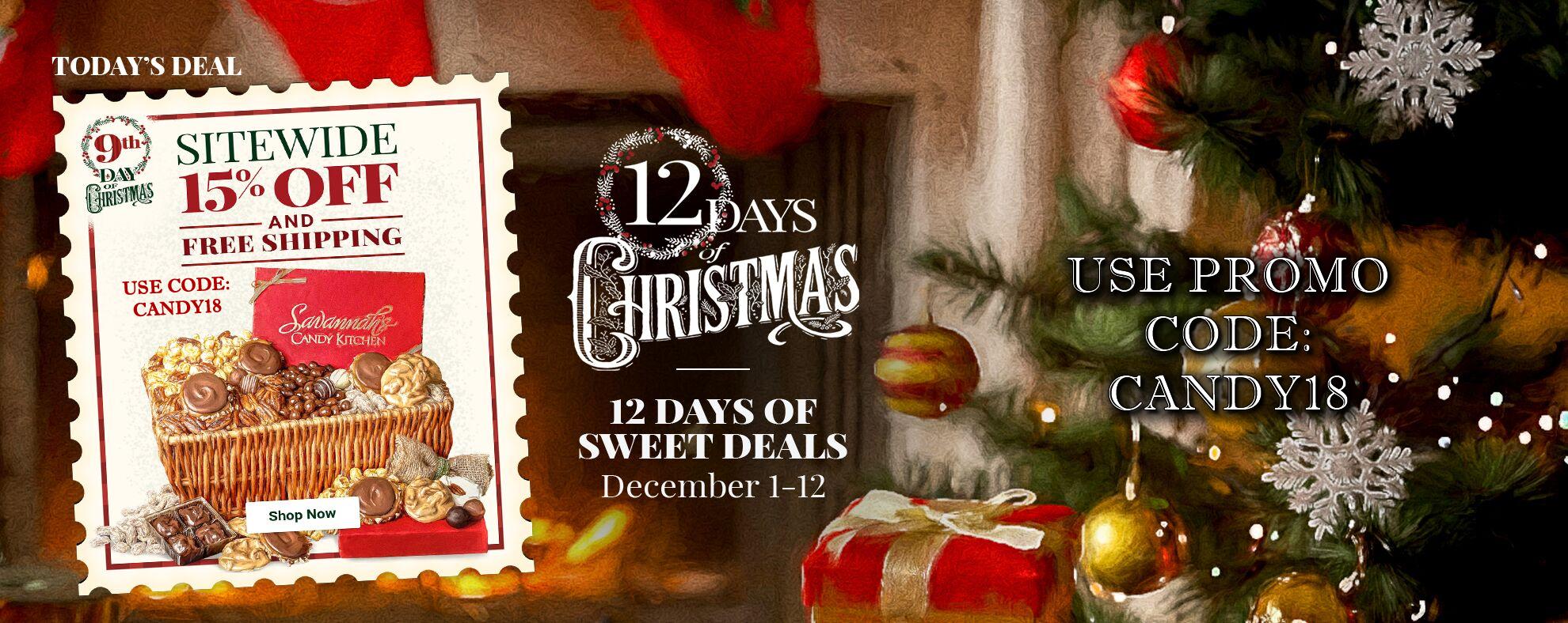 12 Days Sale!
