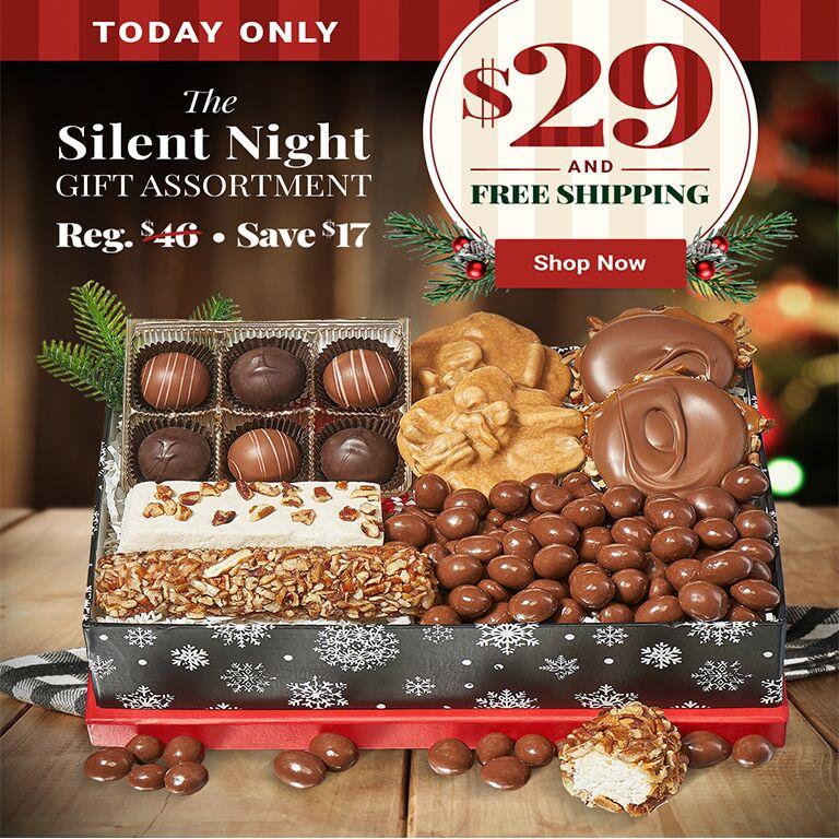 The Silent Night Assortment!
