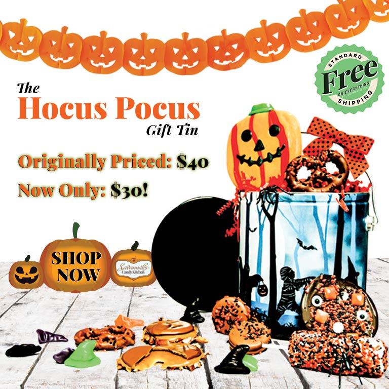 The Hocus Pocus Gift Tin