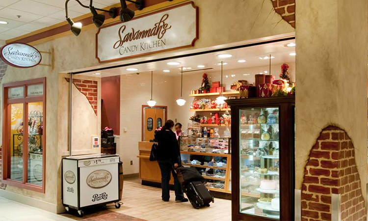 Savannah's Candy Kitchen, Atlanta, GA