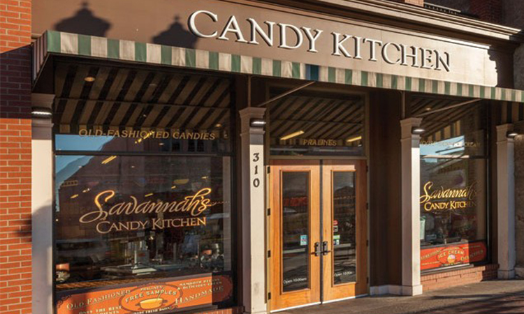 Savannah's Candy Kitchen, Nashville, TN