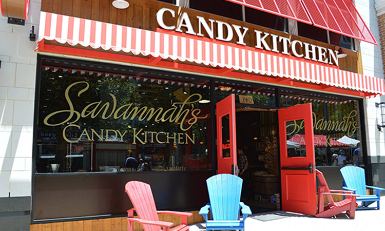 Savannah's Candy Kitchen, National Harbor, MD