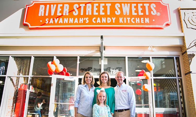 Savannah's Candy Kitchen, Pooler, GA