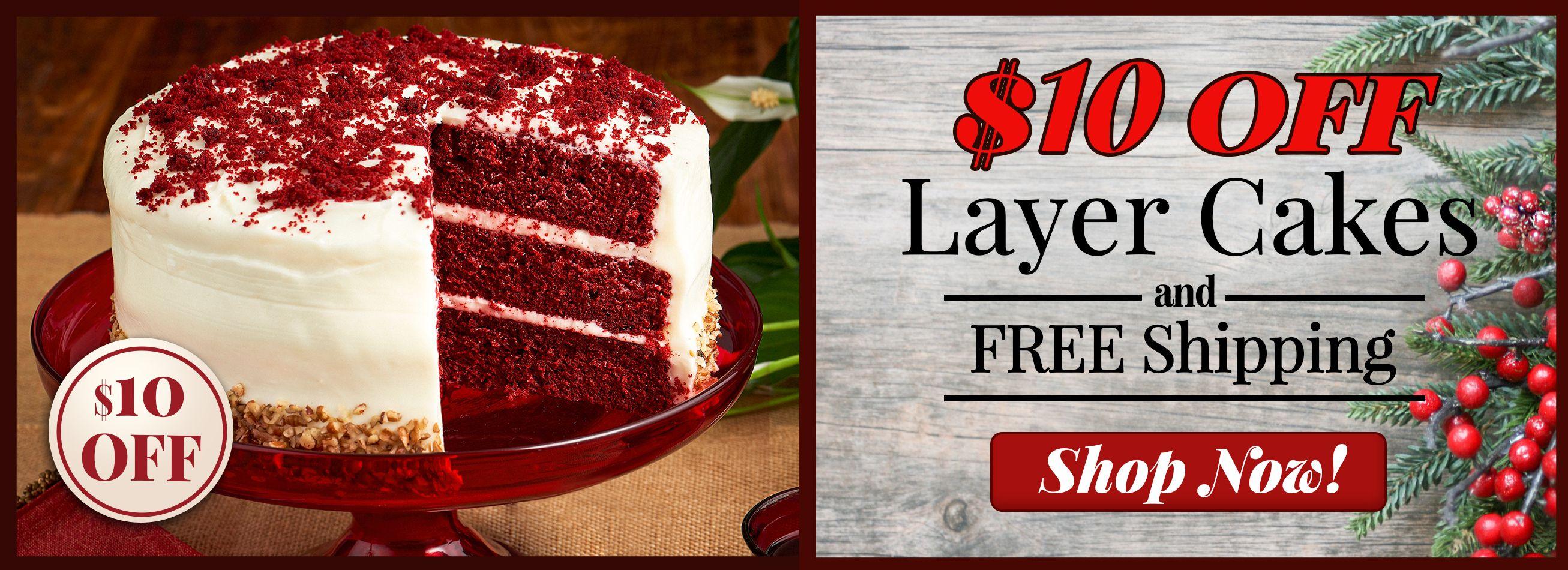 Layer Cake $10 Off