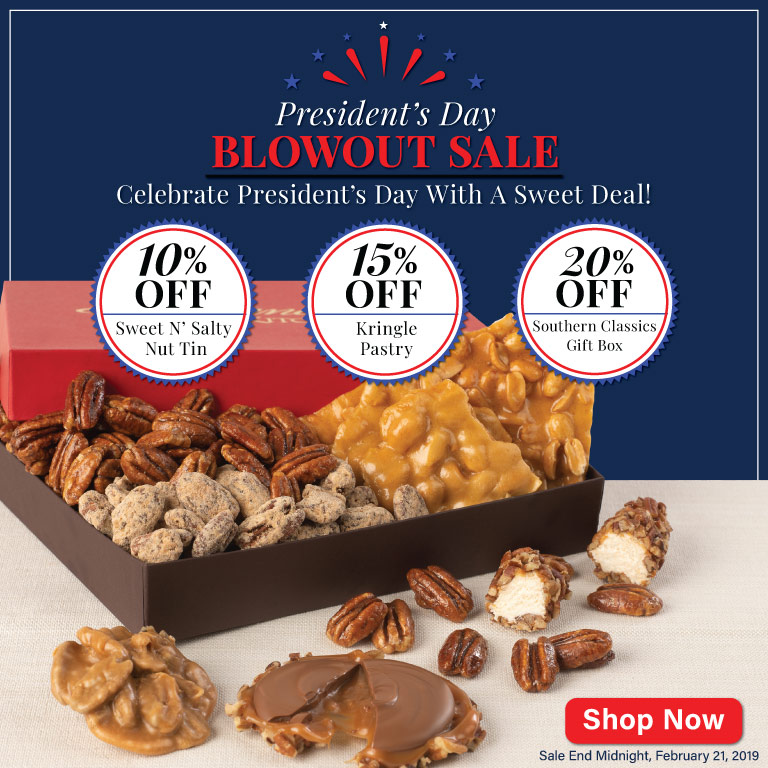 President's Day Blowout Sale!