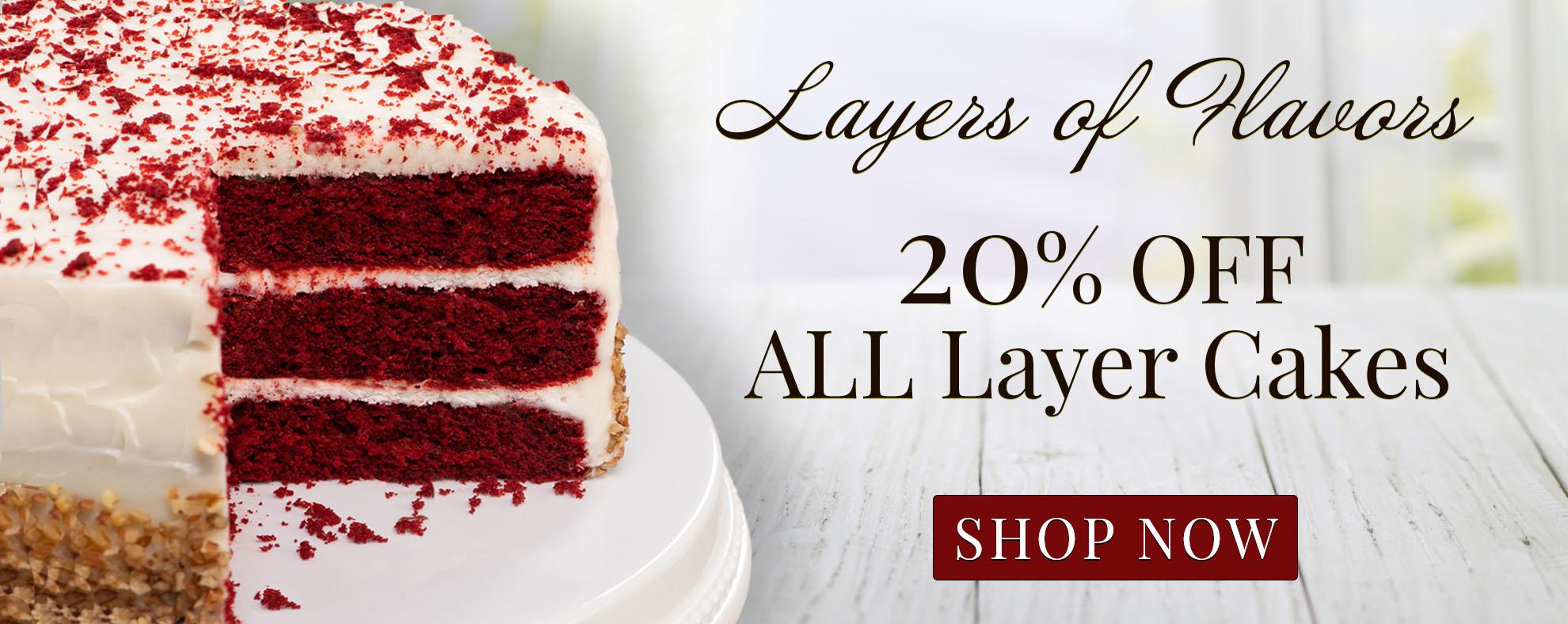 Layer Cake Sale