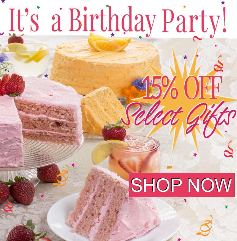 Spangled Cake