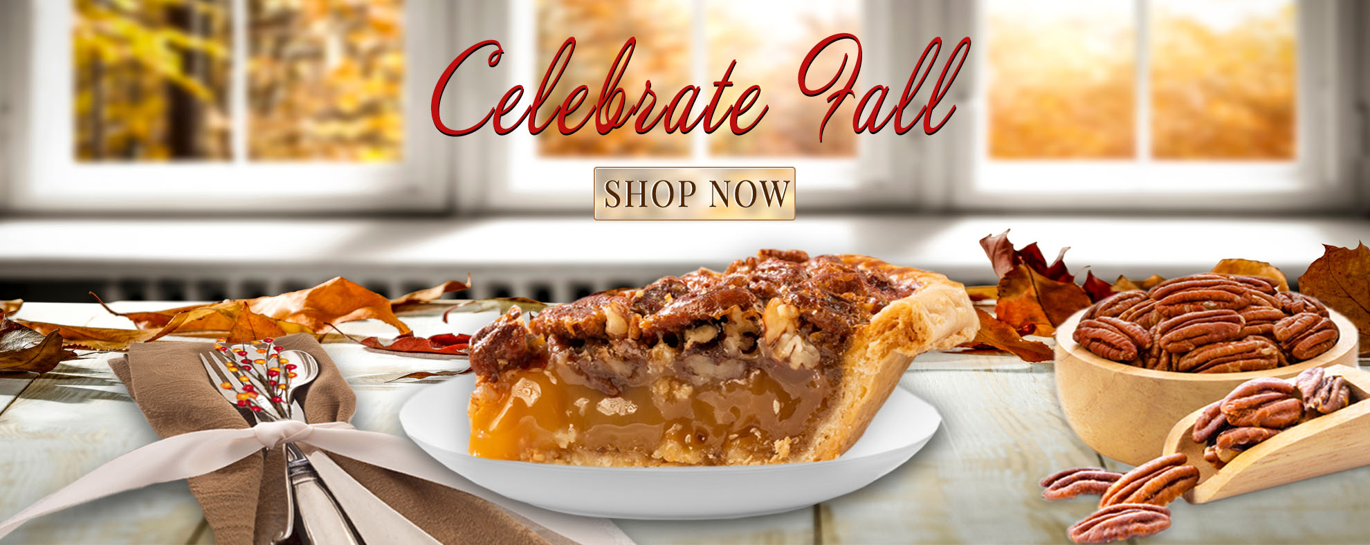Fall and Pecan Pie