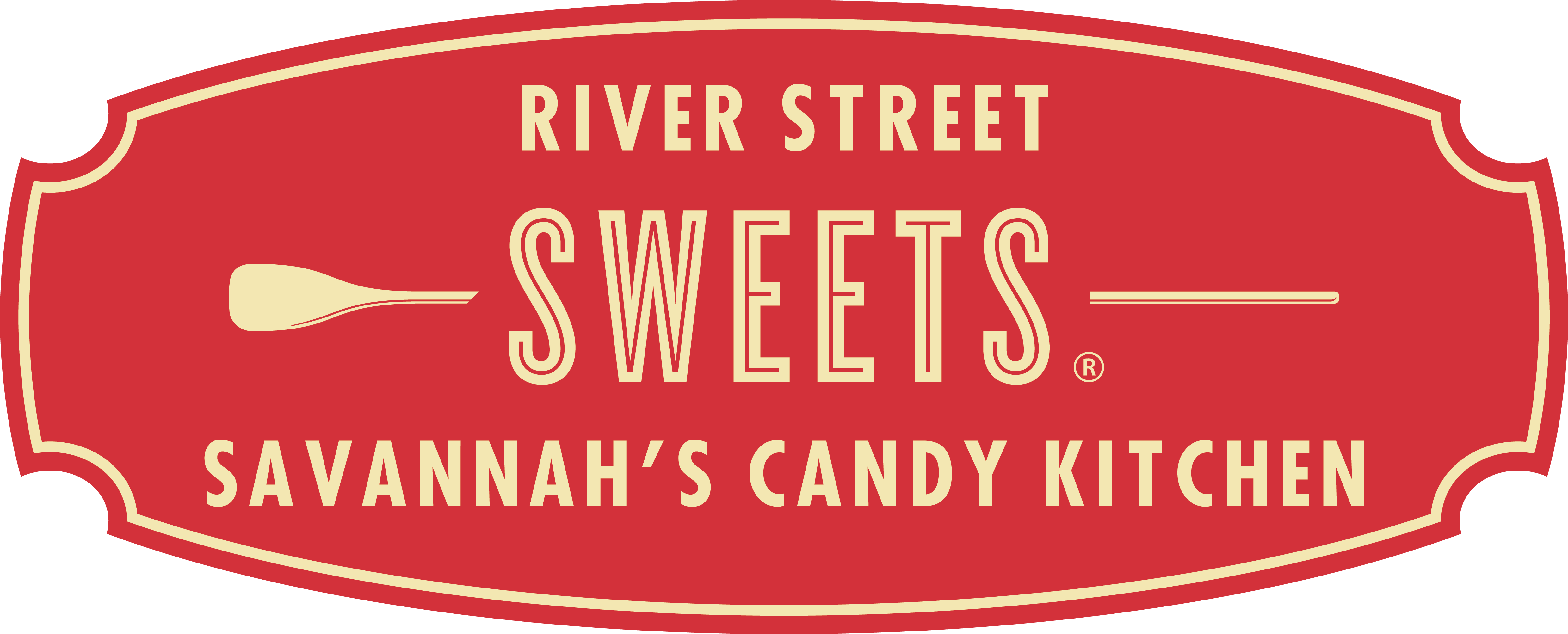 River Street Sweets Savannah's Candy Kitchen franchise logo