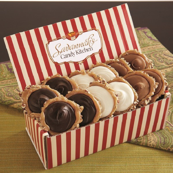 Assorted Chocolate Turtle Gophers Gift Box
