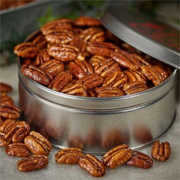 Glazed Pecan Gift Tin