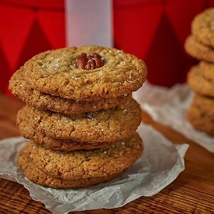 Baker's Dozen Praline Cookies