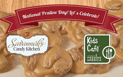 It's National Praline Day!