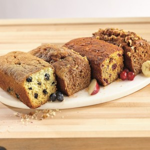 Fruit Bread Sampler - 4 Pack