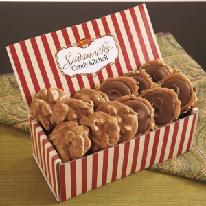 Praline & Gopher Duo Gift Box - Savannah's Candy Kitchen
