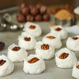 Southern Pecan Divinity - Savannah's Candy Kitchen