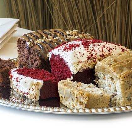 Classic Cake Trio