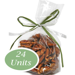 Small Glazed Pecan Party Favor