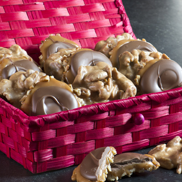 Praline Gopher Duo Basket