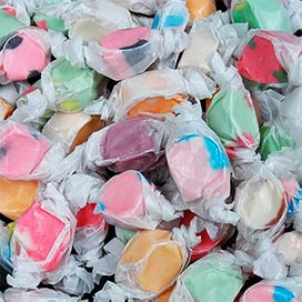Salt Water Taffy - Savannah Candy Kitchen