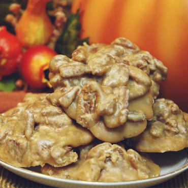 Pumpkin Spice Pralines 9 pc. Gift Box