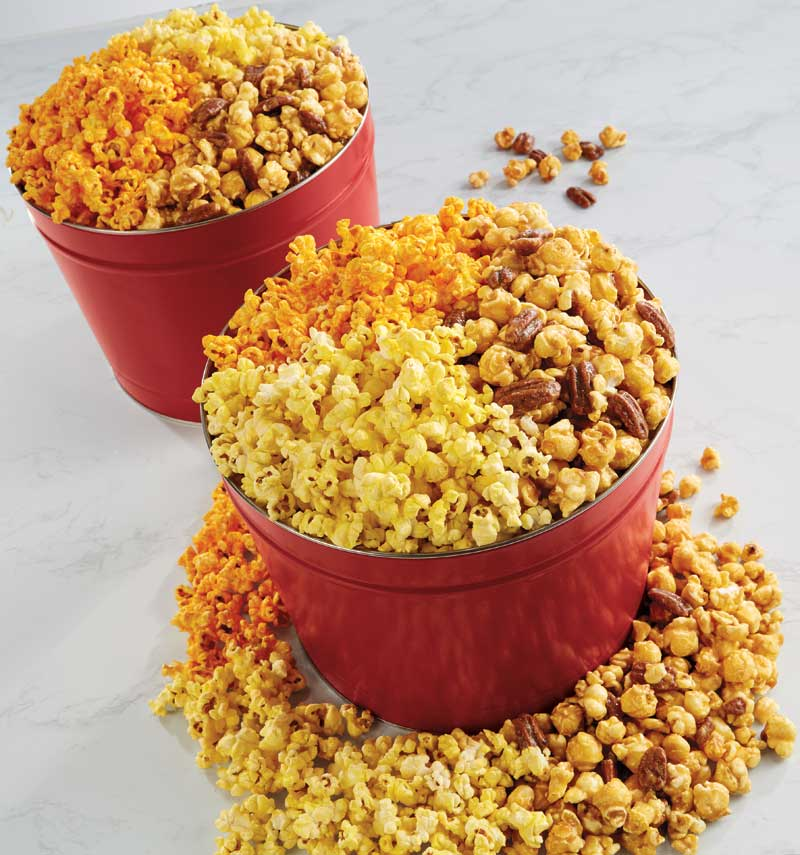 Deluxe Popcorn Trio