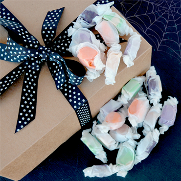 Haunted Halloween Taffy Assortment