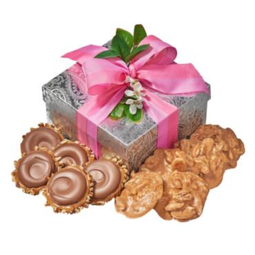 Elegant Gopher Praline Box