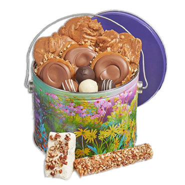 Spring Assortment Pail