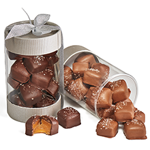 Sea Salt Caramel Containers